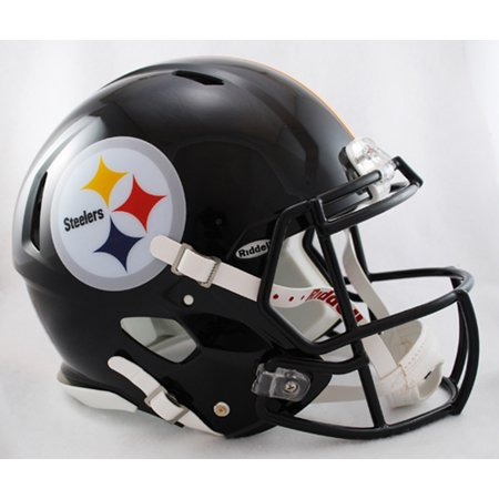 (Pittsburgh Steelers Speed Mini Helmet)