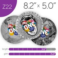 MyONE Condoms Size Z22, 6-Count