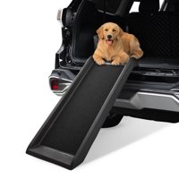 "Jaxpety 39.7"" Portable Dog Non-Slip Ramp for Vehicle"