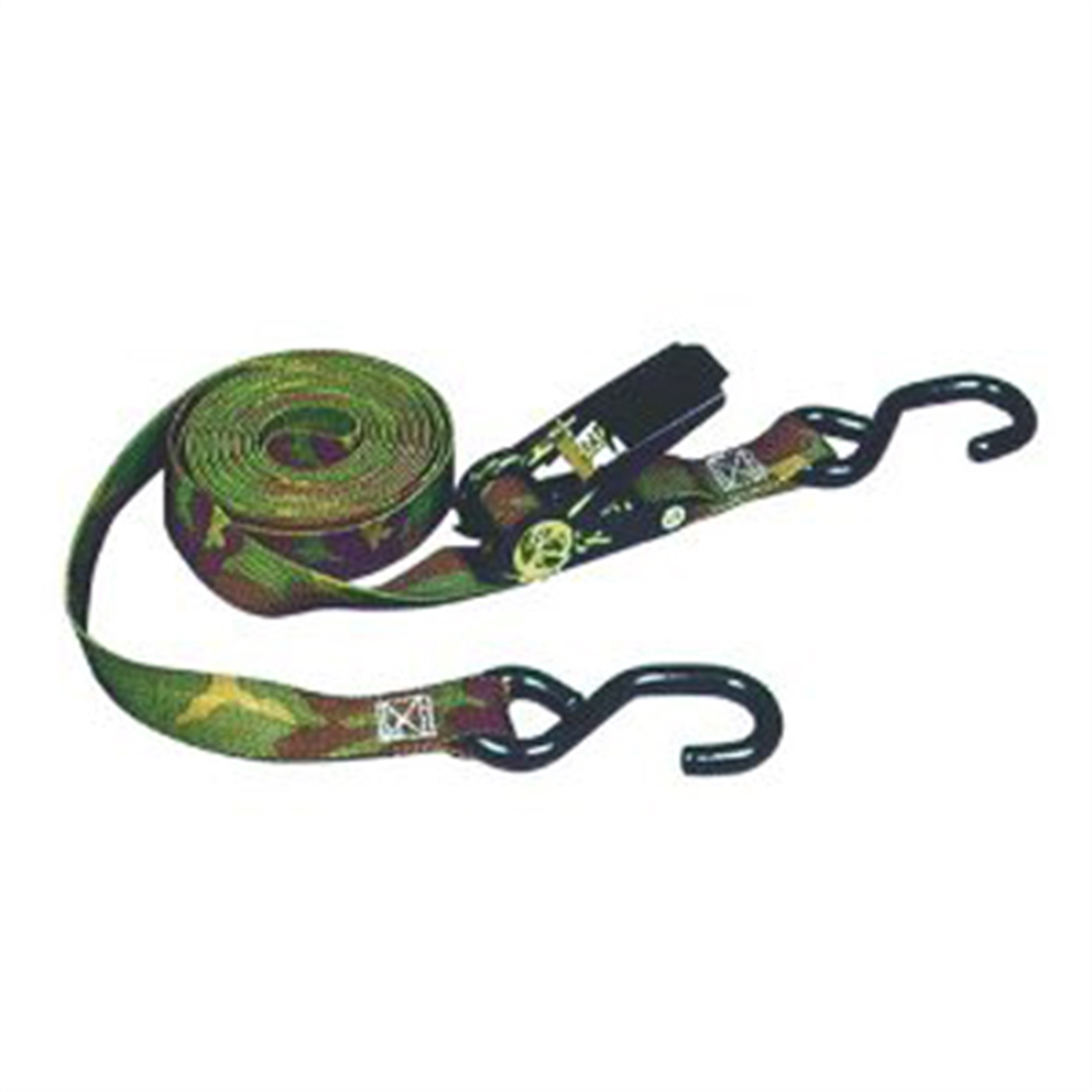 4Pk 8Ft Tie-Down Camo