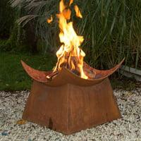 Esschert Design 19 in. Fire Bowl