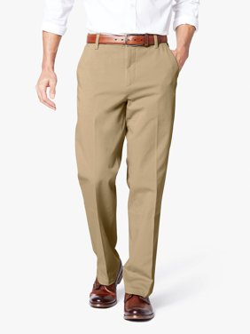 Dockers Men's Classic Fit Workday Khaki Smart 360 Flex Pants D3