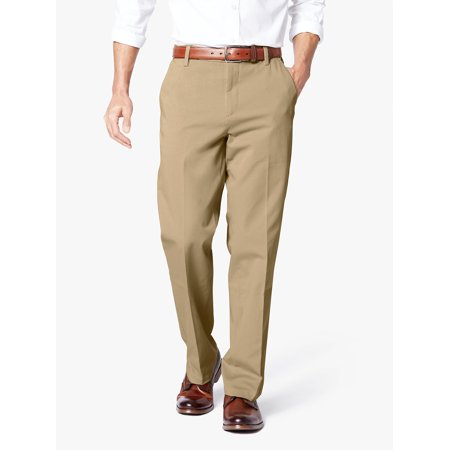 Dockers Men's Classic Fit Workday Khaki Smart 360 Flex Pants