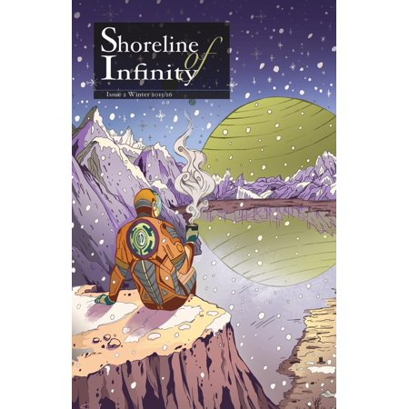 Issue: Shoreline of Infinity 2: Science Fiction Magazine (Paperback)