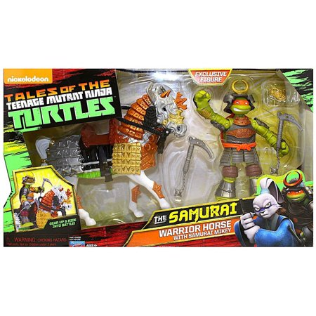 Teenage Mutant Ninja Turtles Samurai Michelangelo with