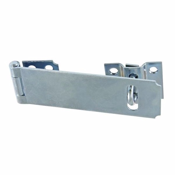 "World 20700483 Safety Hasp Adjustable Concealed 3-1 2"" -Zinc by WORLD"