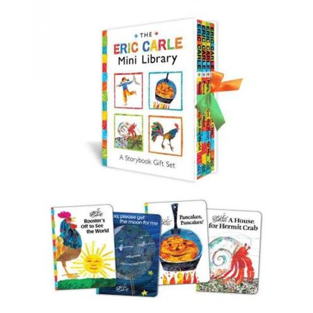 The Eric Carle Mini Library  A Storybook Gift Set