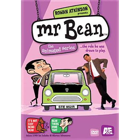Mr. Bean: The Animated Series - Volumes 1 & 2 (It's Not Easy Being Bean / Bean There, Done That)