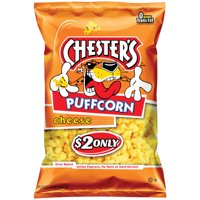 Frito Lay Chesters  Puffcorn, 5.5 oz
