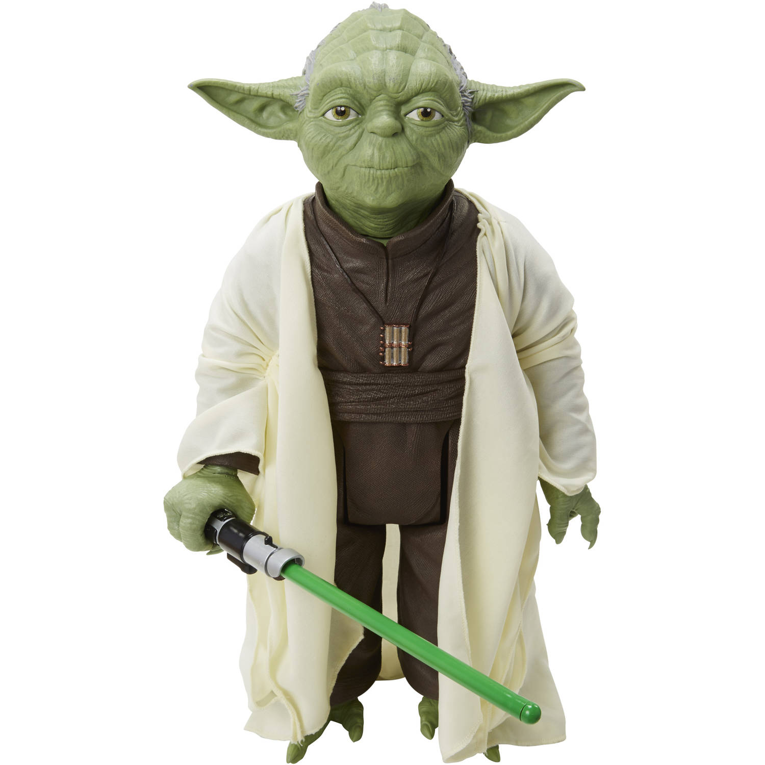"Jakks Big-Figs Massive Star Wars 20"" Yoda Figure (31"" Scale)"