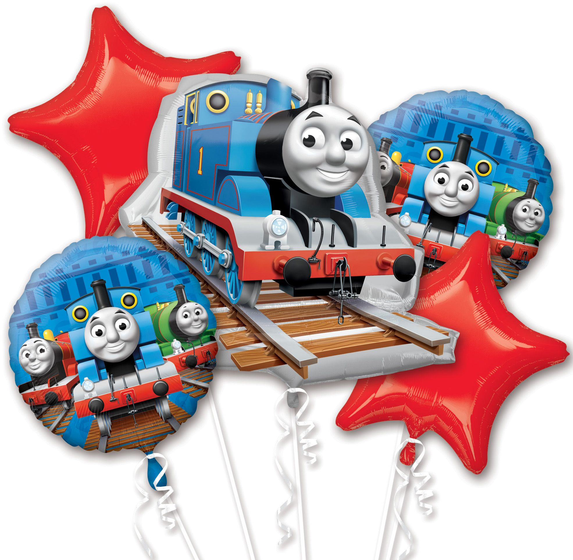 Thomas and Friends Balloon Bouquet (1 per package)