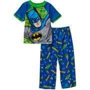 Batman Toddler Boy Short Sleeve Pajama Set by Batman