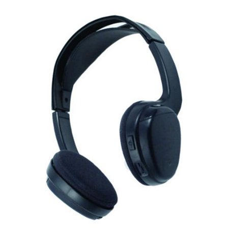 Single Channel Wireless Infrared Headphone - WLHP100 Channel Infrared Wireless Headphones