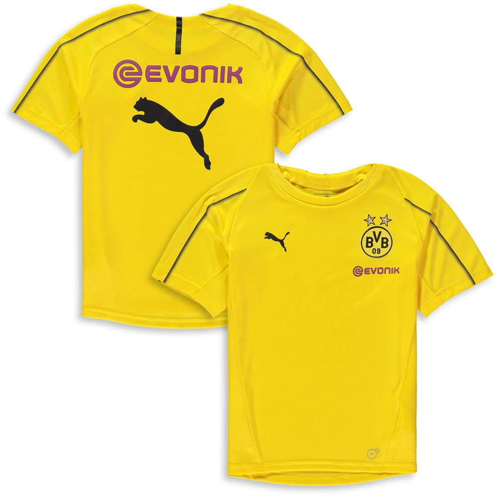 Borussia Dortmund Puma Youth 2018/19 Pre-Match DryCELL ...