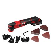 SKIL OS593002 20V Oscillating MultiTool Kit with PWRCore 20 2.0Ah Lithium Battery