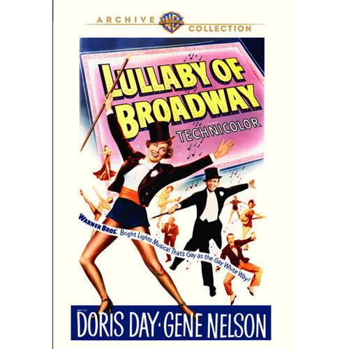 Lullaby Of Broadway DVD-9 by