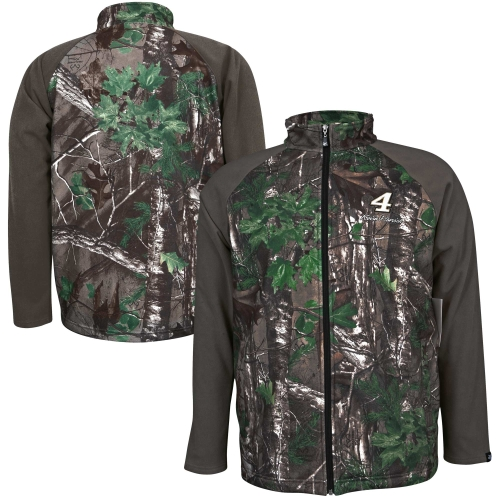 Kevin Harvick Realtree Xtra Green Fleece Jacket - Camo