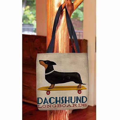 Thumbprintz, Dachshund Longboard by MWW Inc.