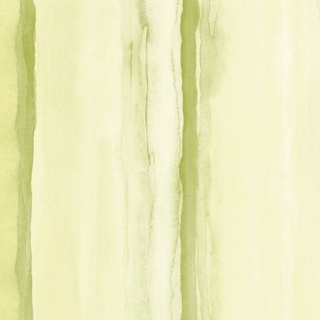 Manhattan Comfort Pittsburgh  32.7 Ft. x 20.5 In. Vinyl Green Paradise Stripes Wallpaper Covering
