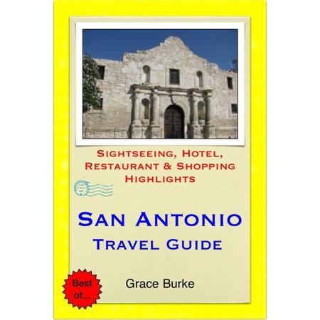 San Antonio, Texas Travel Guide - Sightseeing, Hotel, Restaurant & Shopping Highlights (Illustrated) - eBook](Costume Shops In San Antonio)