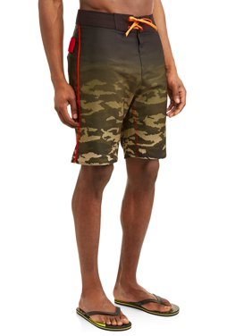 f4106e418b Product Image Men's Capital Camo Stretch 9 Inch Boardshort