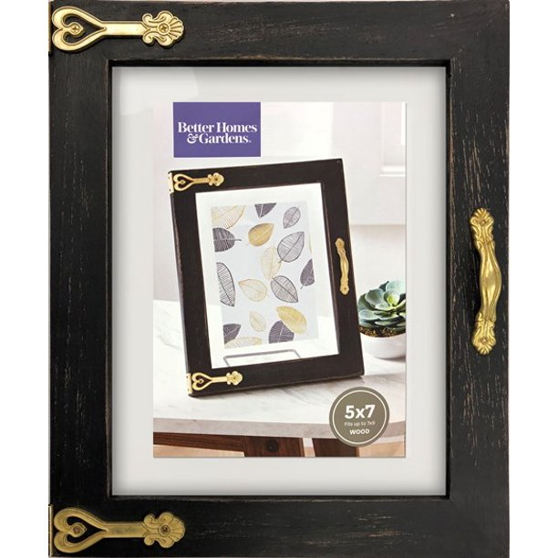 Better Homes Gardens 7x9 Door Hinge Float Photo Frame Walmart Com Walmart Com