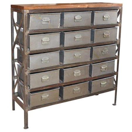 Porter international designs handmade wanderloot vintage for Arts and crafts storage cabinet