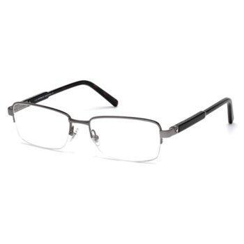 Montblanc Shiny Light Ruthenium Eyeglasses