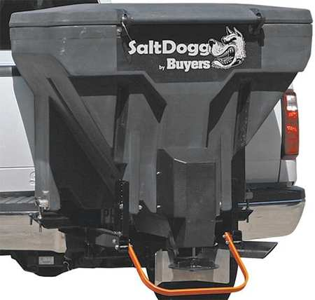 SALTDOGG TGS07 Tailgate Spreader,46in.W.,Sand Salt G2196251 by BUYERS PRODUCTS