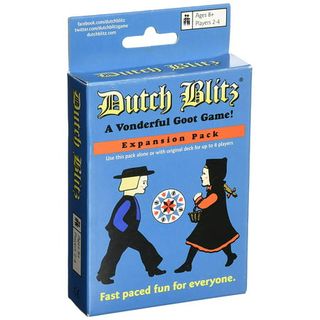 Dutch Blitz Blue Expansion Pack
