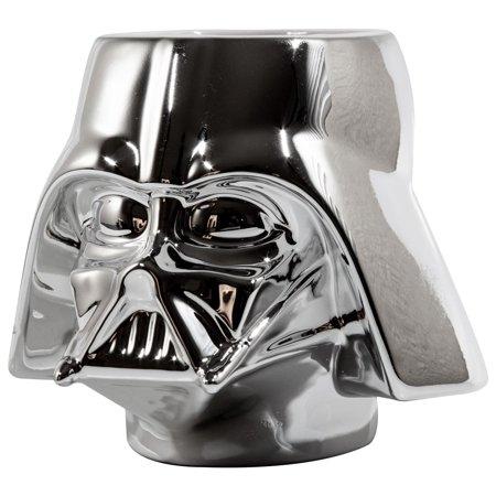 - StarWars Collectible | Star Wars Darth Vader Mug | Chrome Molded