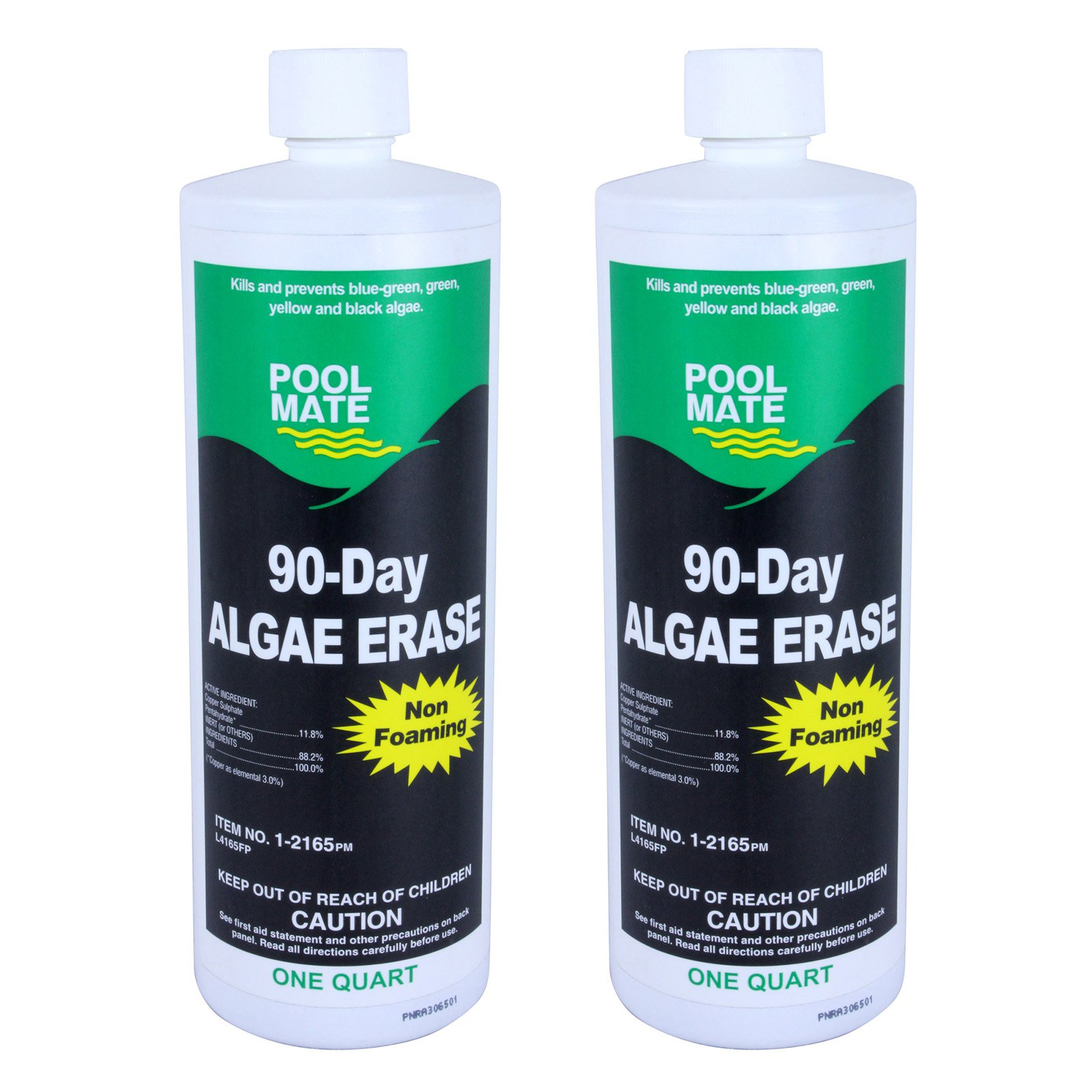Pool Mate 90-Day Algae Erase Algaecide for Swimming Pools