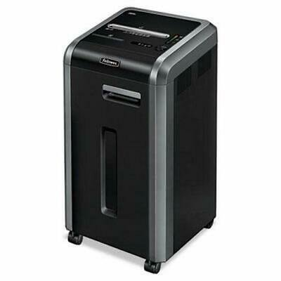 Fellowes Powershred 225i Duty Strip-Cut Shredder, 20 Sheet Capacity ()