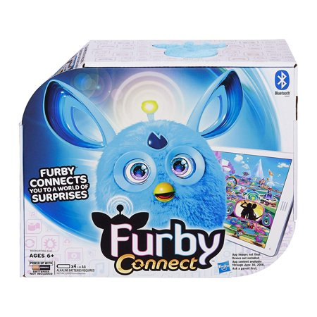 Item Hasbro Furby Connect Friend,expresses with 150 colorful eye animations