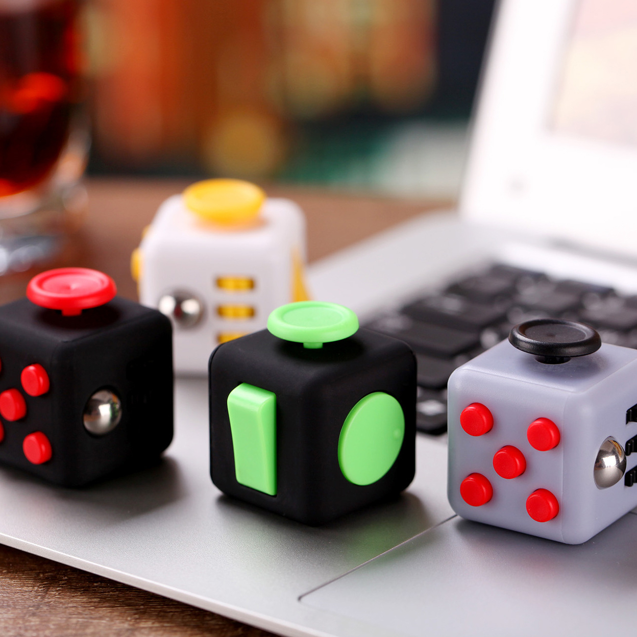 Fidget Desk Toy Anti Irritability Magic Cube