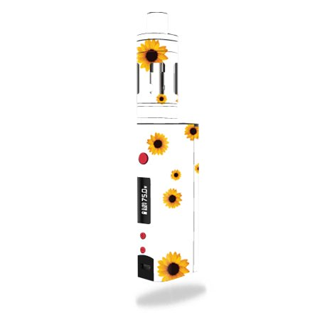 MightySkins Skin Decal Wrap Compatible with Kanger Sticker Protective Cover 100's of Color Options](Orange Wayfarer)