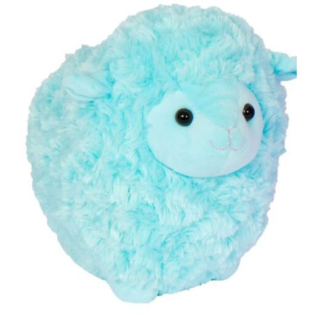 10 Inch Plush Snowflake - Kellytoy Easter 10 inch Blue Fatty Lamb Plush
