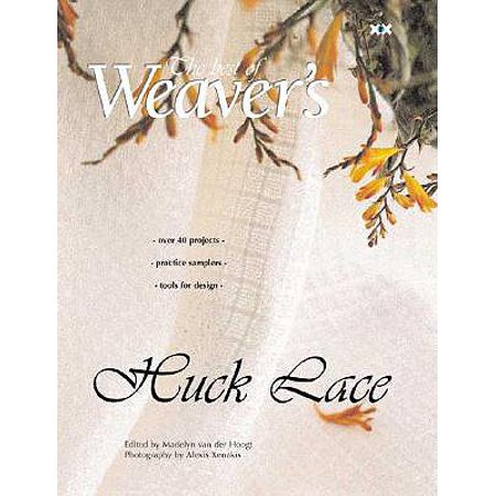 Huck Lace : The Best of Weaver's (Best Way To Lace Vans)