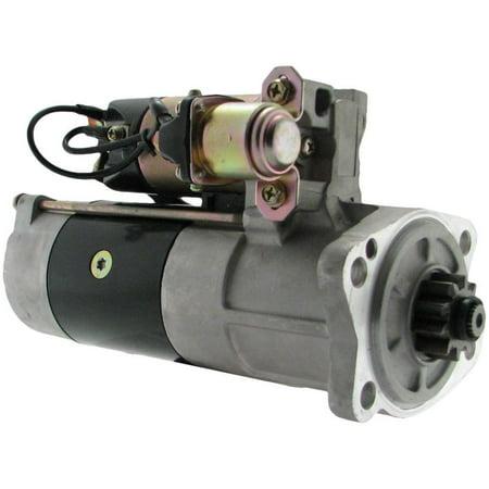 - New Starter Motor for Mitsubishi Forklift FD35D FD38 FD40D FD45D M8T60371