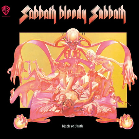 - Sabbath Bloody Sabbath (CD)