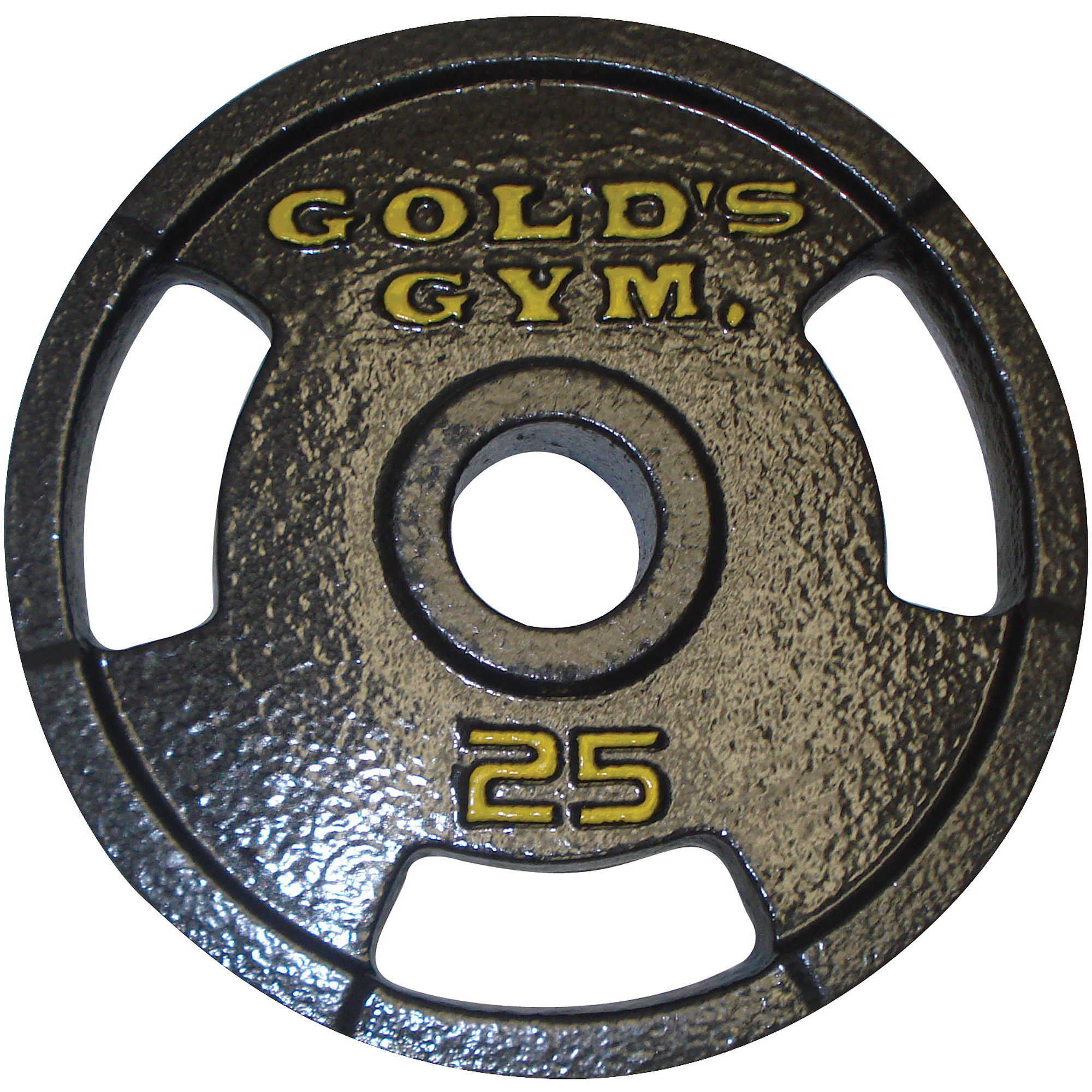 """Golds Gym 2"""" Grip Plate, Available in Multiple Colors"""