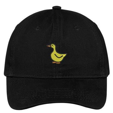 0d2ed55ab78f3 Trendy Apparel Shop Duck Embroidered Cap Premium Cotton Dad Hat -  Walmart.com