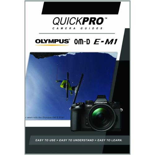 Quickpro Camera Guide Om-d E-m1 [dvd] (202601)