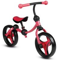 smarTrike 2-in-1 Balance Bike Adjustable - for child 2-5 years old, Smart Trike Running Bike - Red