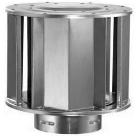 duravent 14gvvt type b 14 round gas vent vent pipe