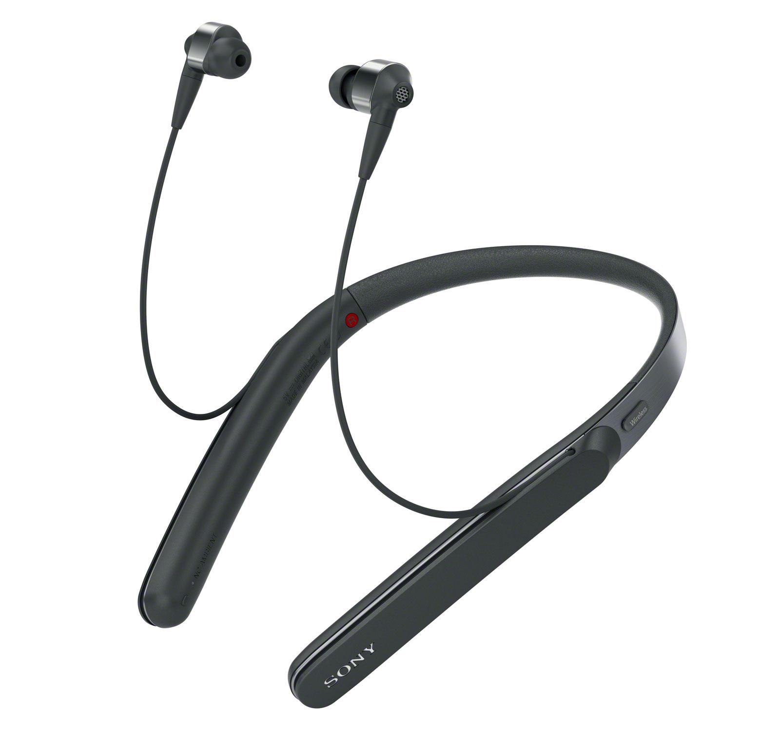 b342bd3efd7 Sony Wireless Premium Noise Canceling Headphones (Black) - Walmart.com