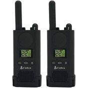 Cobra PX880BC-SV01 PX880 Pro Business 2-watt FRS Walkie Talkie Bundle (2 Pack)