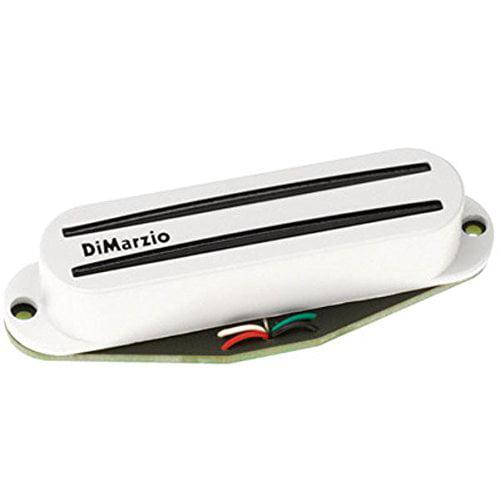 DiMarzio DP181 Fast Track 1 Pickup White