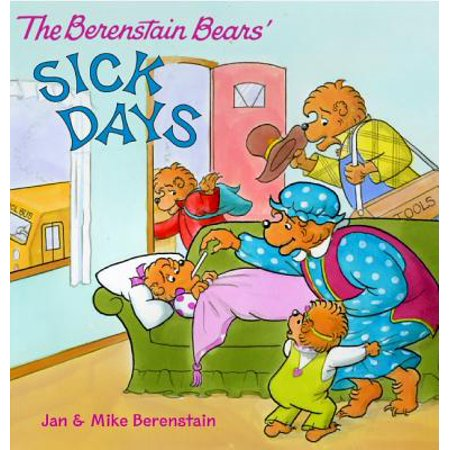 The Berenstain Bears: Sick Days (A Sick Day For Amos Mcgee Illustrations)