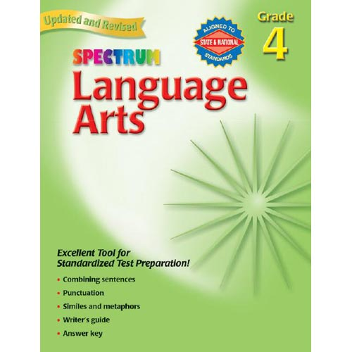 Language Arts: Grade 4